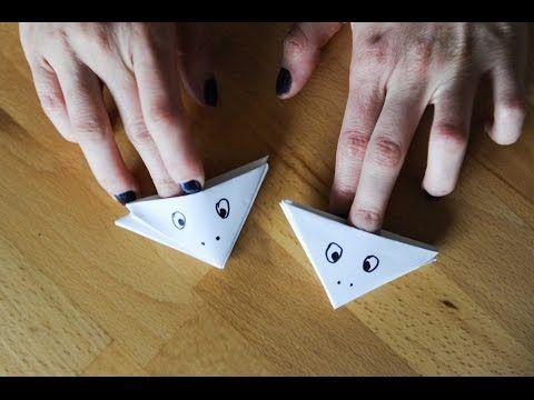 ber ideen zu frosch falten auf pinterest origami. Black Bedroom Furniture Sets. Home Design Ideas