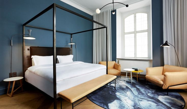 """<p>The recently opened grand 77-room Nobis Hotel in Copenhagen is housed in an gorgeous historic 5,400-square-meter landmark building that originally served as the Royal Danish Conservatory of Music. Bringing the Nobis magic to the midst of the Danish capital, the hotel is starchitect Gert Wingårdh's """"updated take on Le Corbusier. Danish classicism, which this building…</p>"""