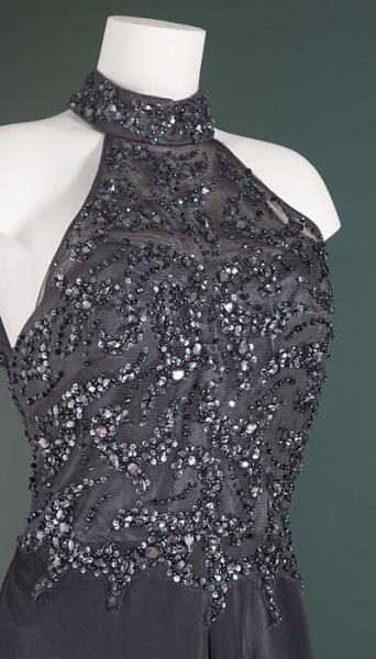 Exclusieve jurk met prachtige open achterkant <3