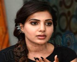 samantha unhappy with gossips
