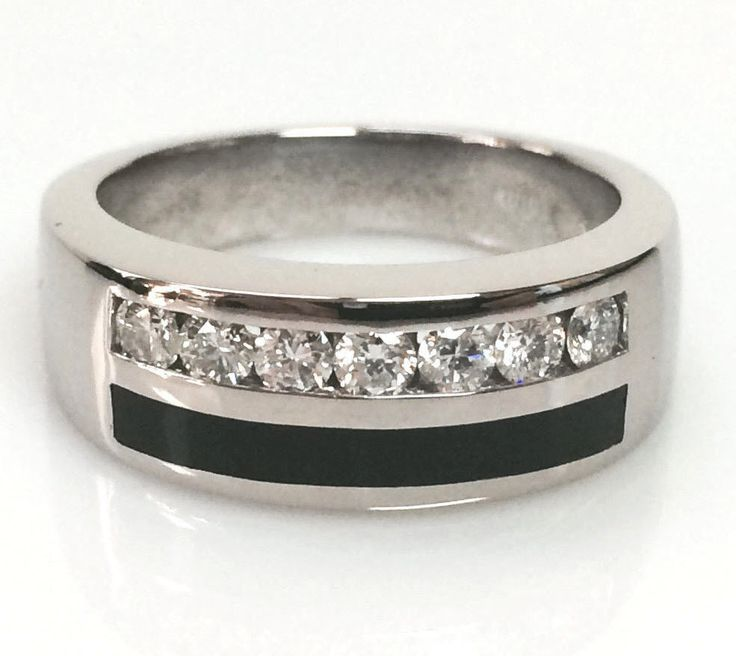 Mens Diamond Rings Pictures