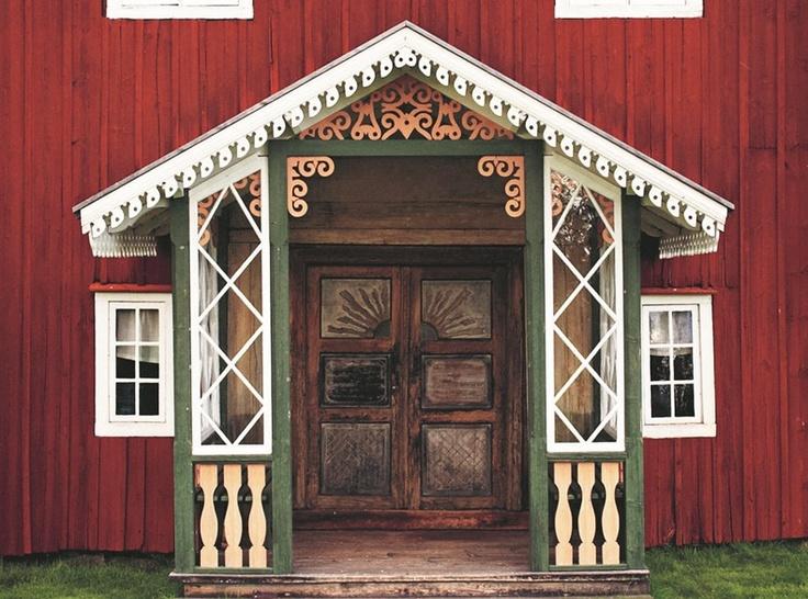 swedish farmhouses -halsingland