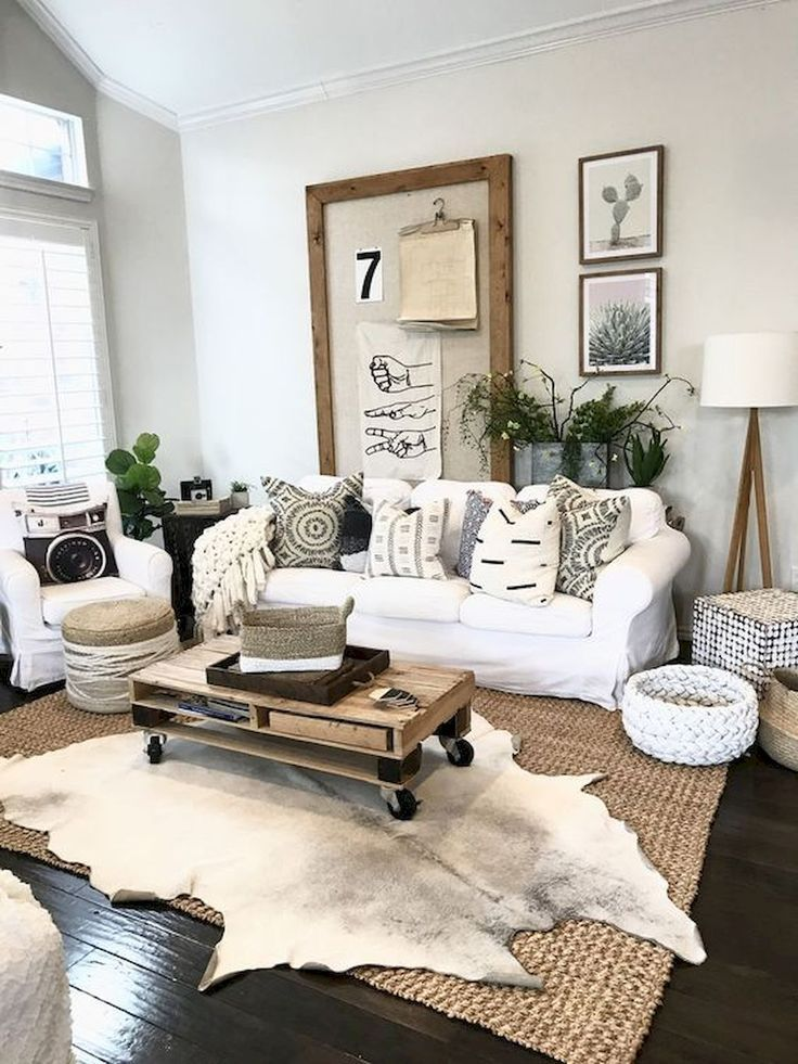 80 Cozy Rustic Farmhouse Remodel Living Room And Design Ideas