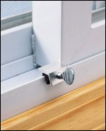 Types of lock for sliding windows