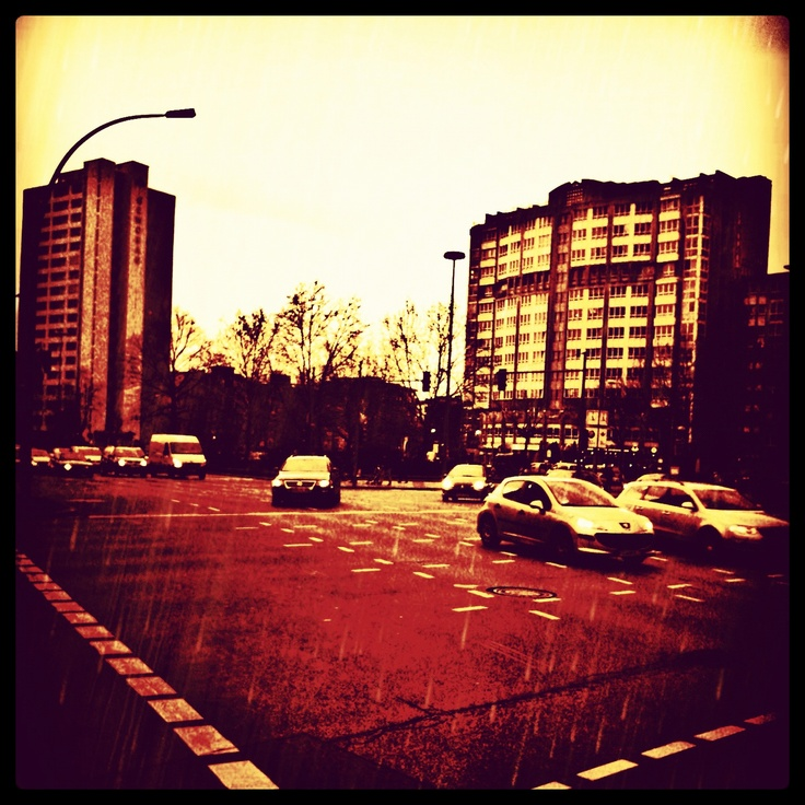 #square #berlin: Square Berlin, Squares, Selfmade World