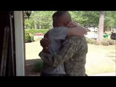 Some of the best Soldiers coming home moments-YouTube.   God Bless