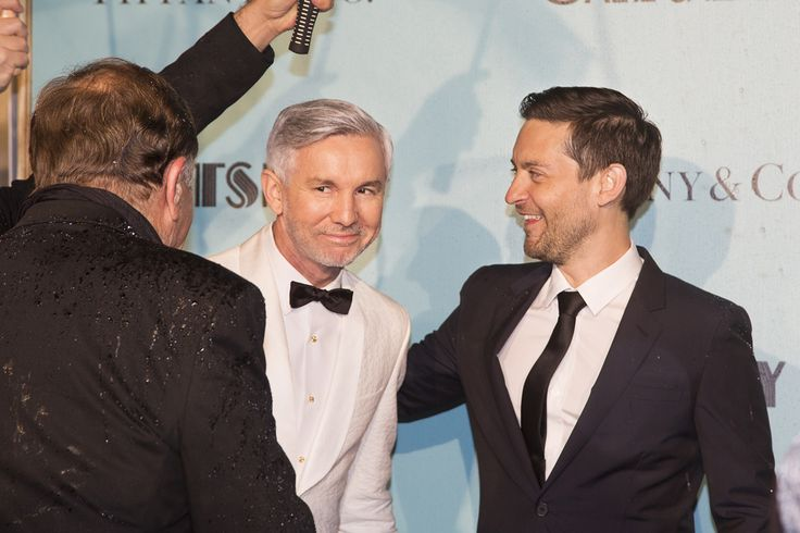 Baz Luhrmann at The Great Gatsby premiere. More photos here. http://culturestreet.com/post/the-great-gatsby-a-positively-star-studded-premiere-old-sport.htm