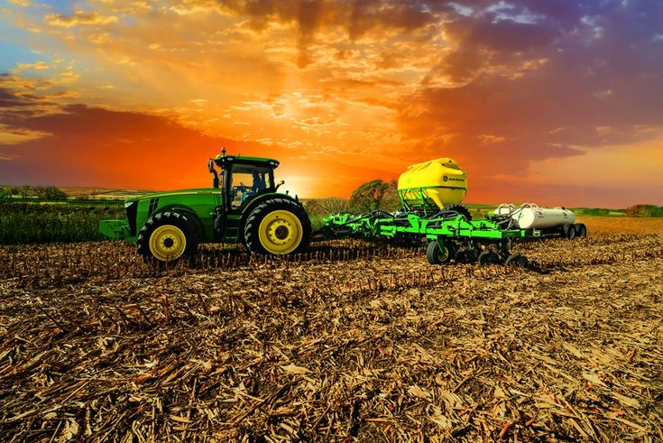 New John Deere   Nutrient applicator  attachment Nutrient Application Equipment
