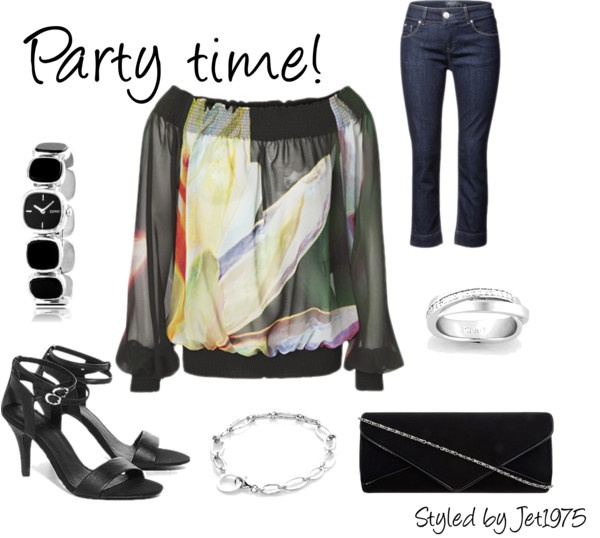 Party Time, created by jet1975 on Polyvore
