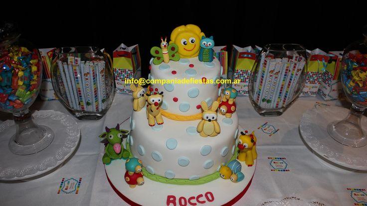 #BabyTV Party #Cake