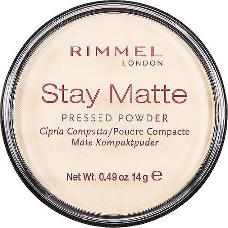 Rimmel Stay Matte Pressed Powder - Walmart.com