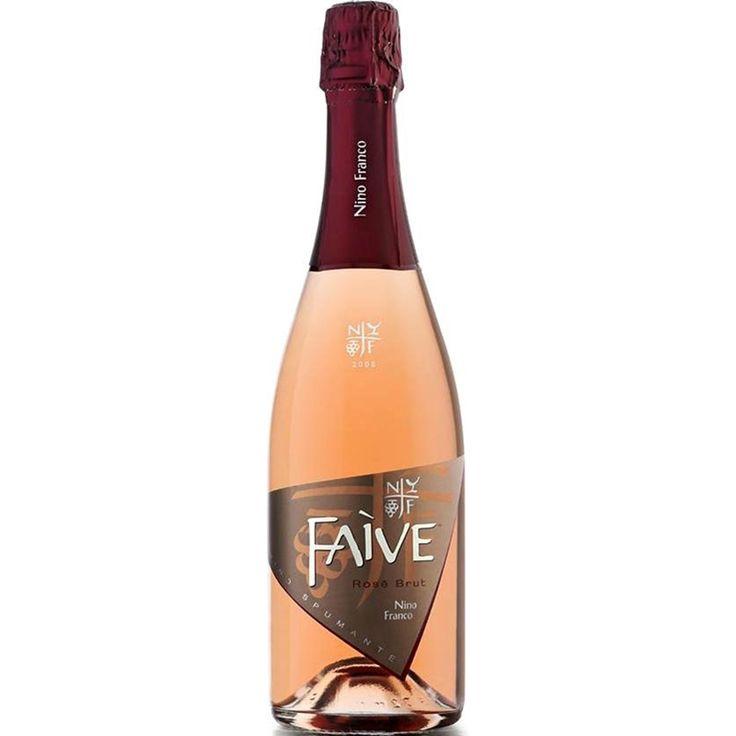 Nino Franco Faìve Spumante Rosé Brut 2012