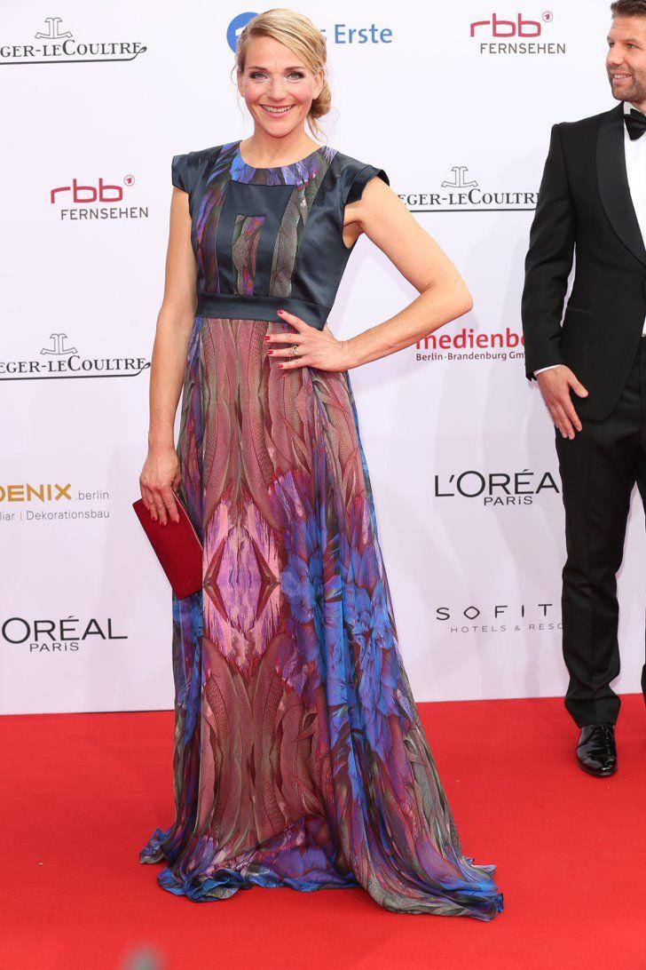 Pin for Later: Seht alle Stars auf dem roten Teppich beim Deutschen Filmpreis Tanja Wedhorn