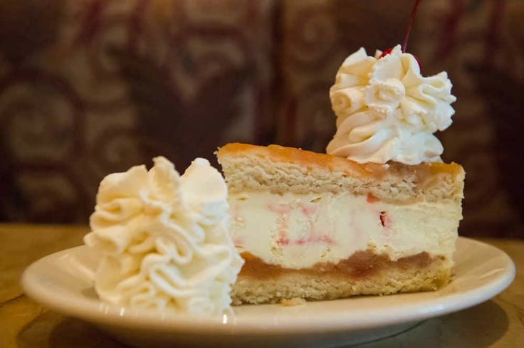 """Pineapple Upside-Down Cheesecake - According to Eric, the reaction to this fruit-crusted number is the same as what Sara Webley said when he asked her to junior prom:  """"Awww... that's sweet"""" (and then, presumably, """"No""""). . . . Ranking every cheesecake at The Cheesecake Factory, 32 of 34."""