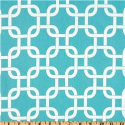 Premier Prints Twill Gotcha Girly Blue  outer bumper fabric...or do this in orange or green  $7.98 per yard