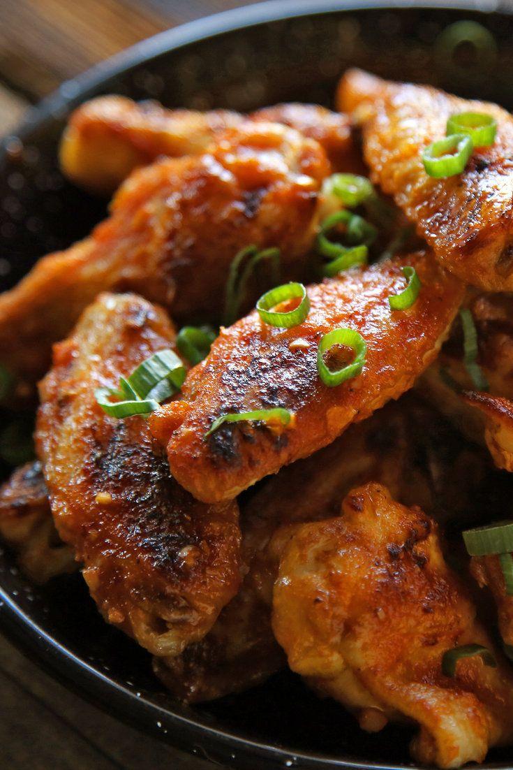 Buffalo Chicken Wings Recipe Chicken wing recipes, Nyt