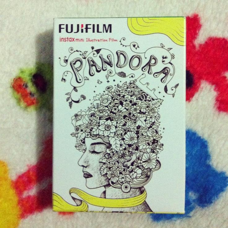 Pandora instax film