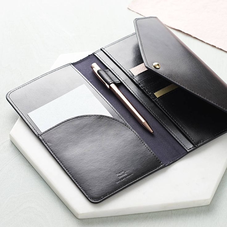 1000 Ideas About Document Holder On Pinterest Leather Folder Leather And Leather Portfolio