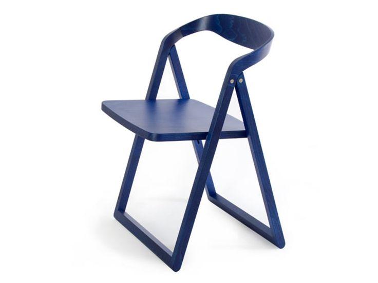 Cadeira dobrável de faia PATAN by Zilio Aldo