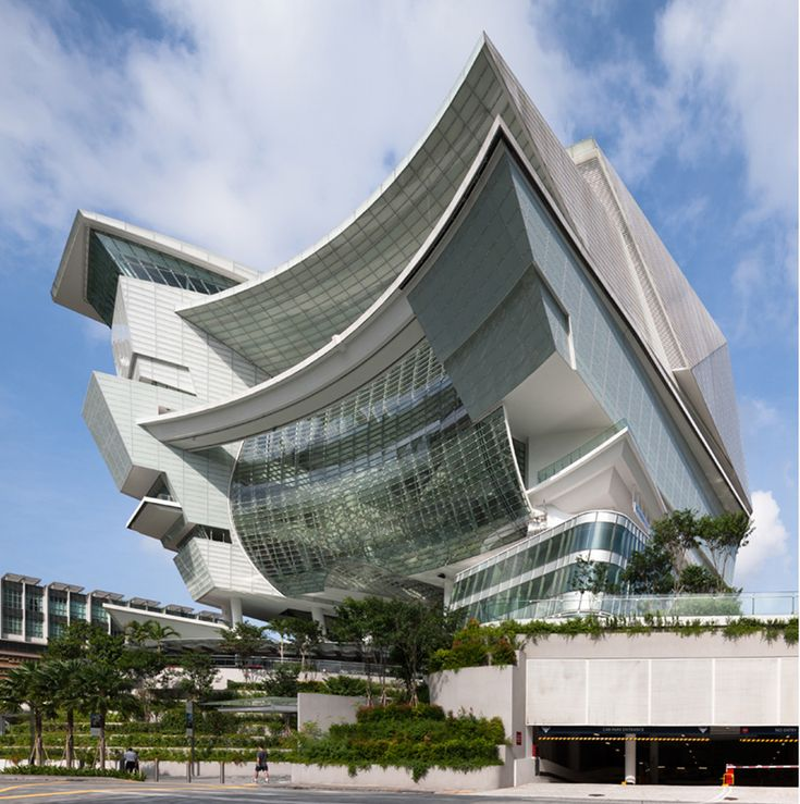 aedas star retail cultural centre singapore