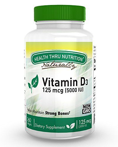 Our Purest and Most Potent Vitamin D3 Do you know what your Vitamin D level is? You should because MANY people are walking around today with sub-optimal to dangerously low Vitamin D levels. If you find out that your Vitamin D level is low, your doctor may want you to supplement your diet. If so,... more details at http://supplements.occupationalhealthandsafetyprofessionals.com/vitamins/vitamin-d3/product-review-for-vitamin-d3-5000-iu-non-gmo-360-mini-softgels-soy-free-usp-gra