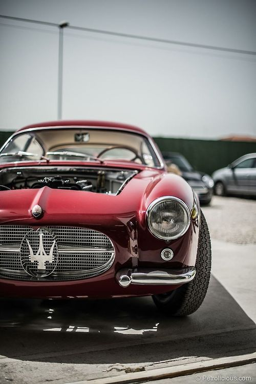 Maserati A6G 2000 Za top gear supercars fast cars