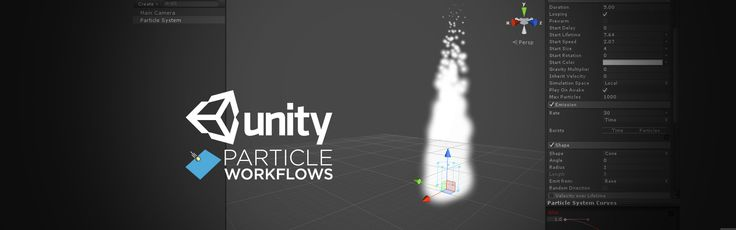 For your next game, create realistic fire and smoke by taking control of your particle simulations in Unity. Follow along as we walk you through the workflow of creating particle simulations: http://blog.digitaltutors.com/basic-particle-workflows-unity-take-control-simulations/