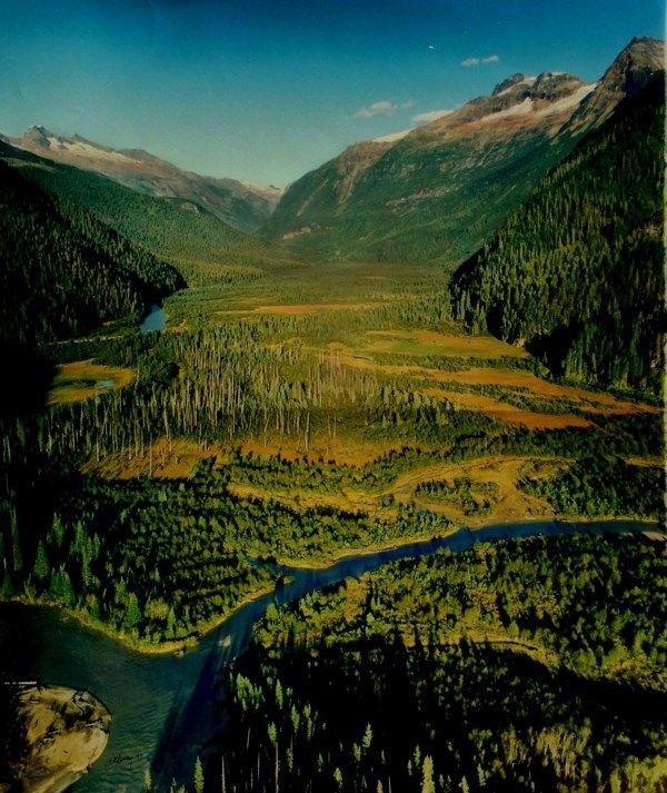 DL 4696 Mud Lake Acess, Blue River, BC