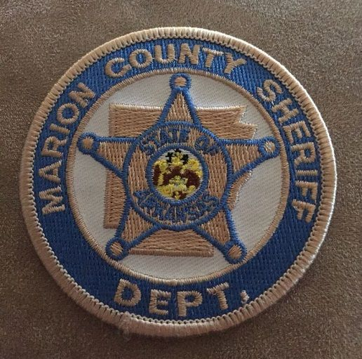 Marion county Sheriff AR