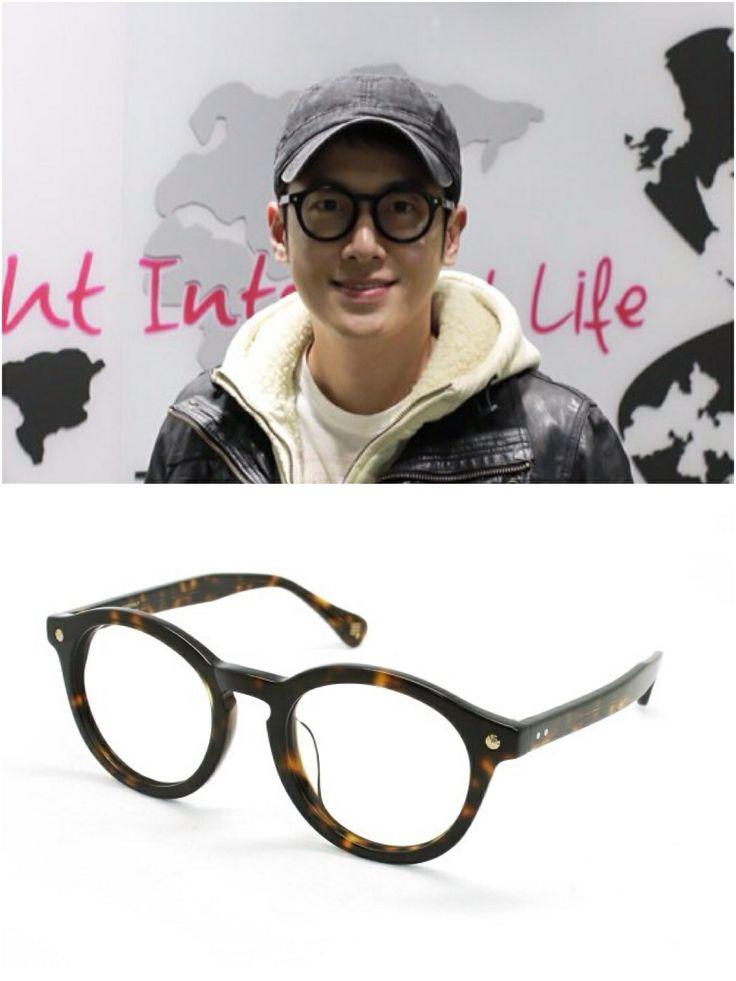 나인하프 안경 안경테 탤런트 최필립 - NineHalf glasses frame eyewear by miottica 미오티카
