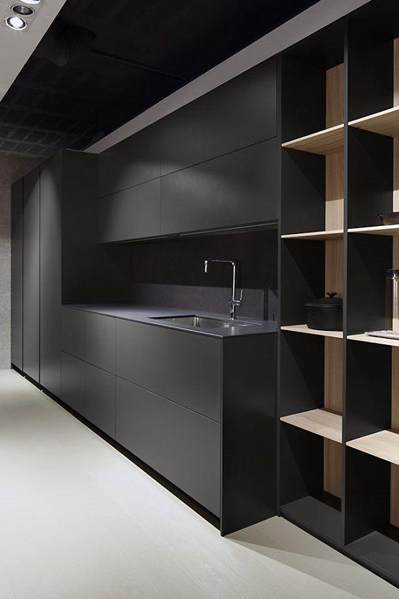 Muebles de cocina con apertura electr nica marcas de mobiliario de cocina pinterest mueble - Marcas muebles de cocina ...