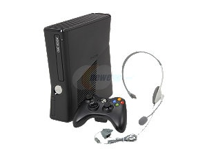 Today's Shell Shocker deal at Newegg is a Xbox 360 Slim 4GB model.  It looks like it is the lowest-end model, but considering all the multimedia features of the XBox, it does make a tempting light gaming media center system.
