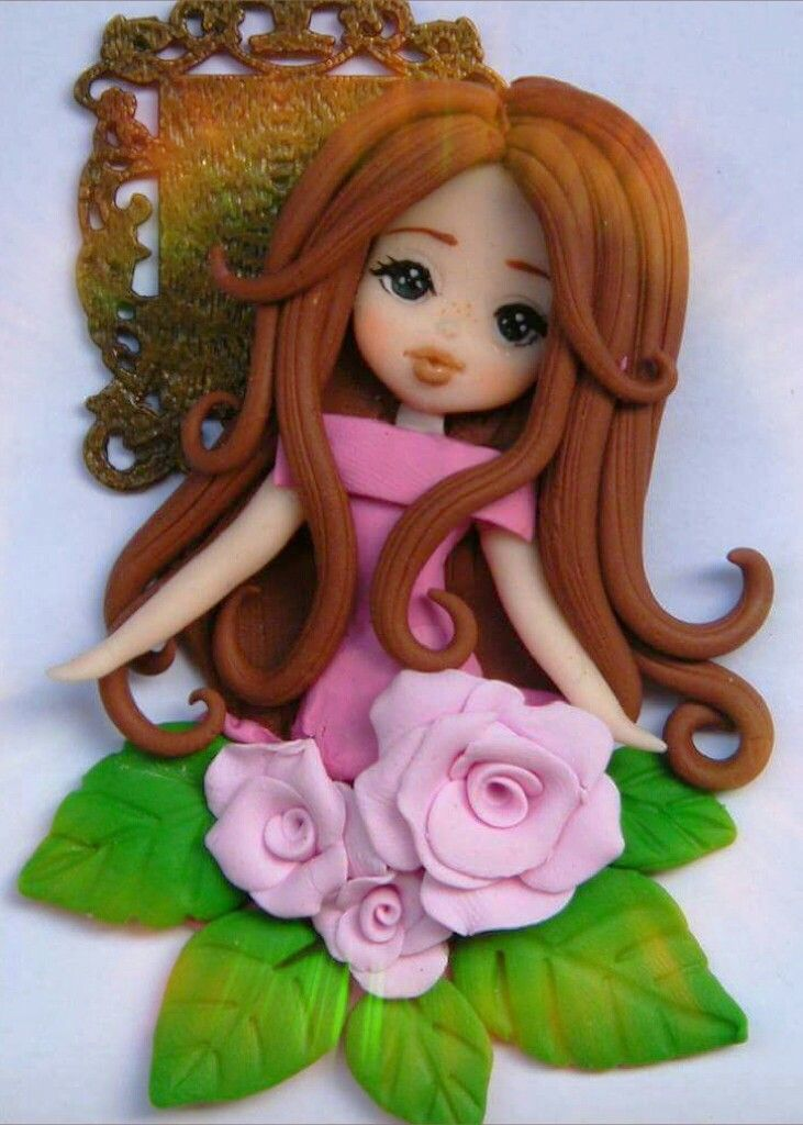 Find This Pin And More On Bamboline In Fimo By Viviana Ciccarelli.