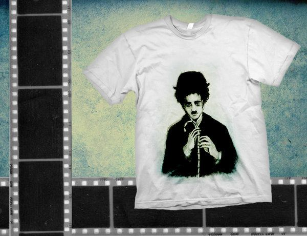 Chaplin T-shirt - Hildur