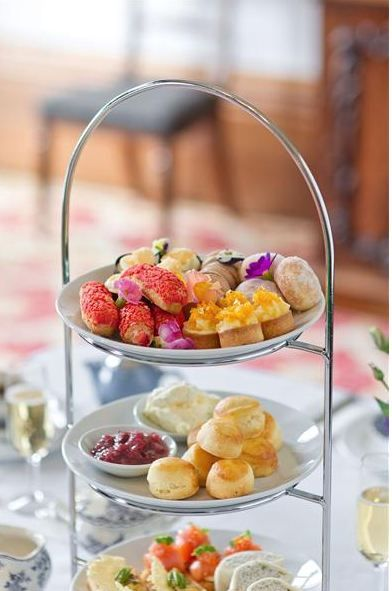 High Tea at Vaucluse House, Sydney