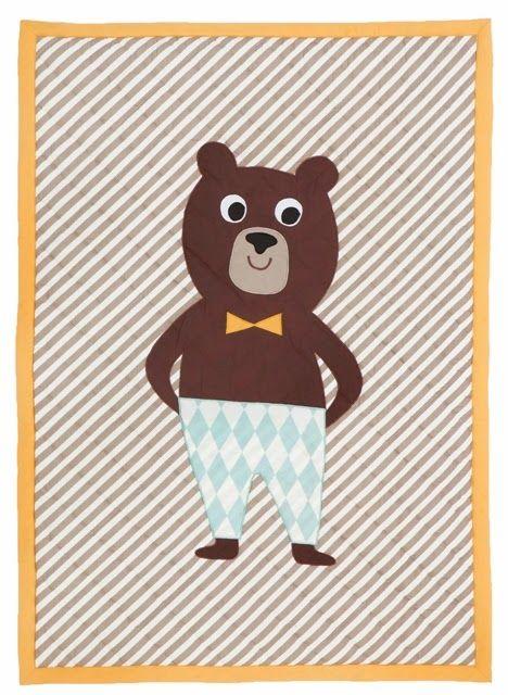 Jut en Juul Lifestyle for Kids: Inspiratie voor de kinderkamer..... Collectie Kite van Ferm Living Kids is geweldig!