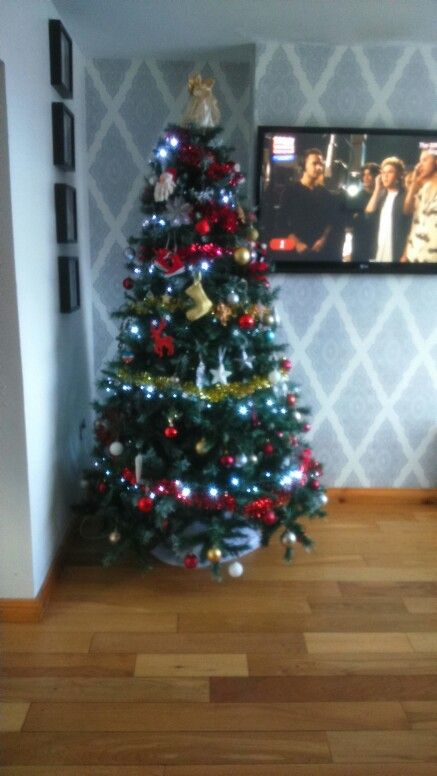 Love my new christmss tree from studio27.com