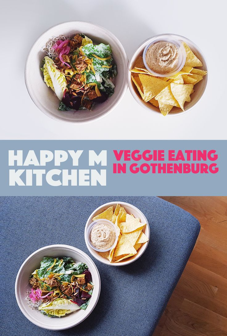 Veggie eating in Gothenburg – Happy M Kitchen | Eating vegetarian on vegan on the go while traveling. In Gothenburg (or Göteborg), one of Sweden's biggest cities, there's lots of vegetarian and vegan restaurants available. Happy M Kitchen is one of the best.