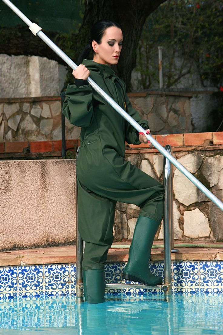 Wading Suit - Rainwear Central - Rainwear Forum
