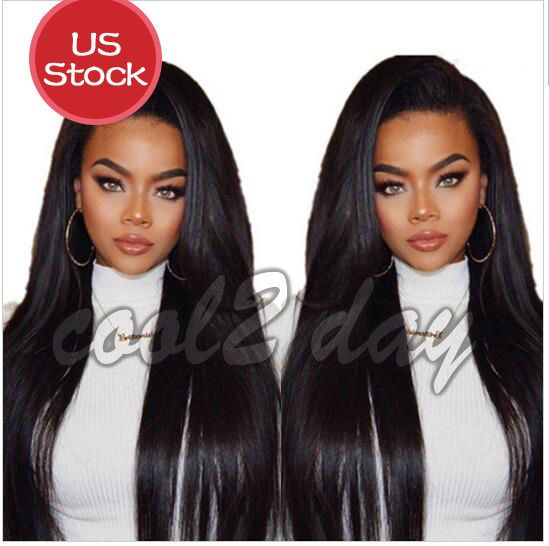 Brazilian 100% Unprocessed Virgin Remy Hair Human Hair Wefts Extensions Straight