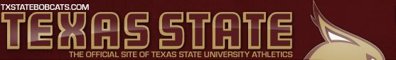 Texas State University - 2013 Women's Volleyball Schedule