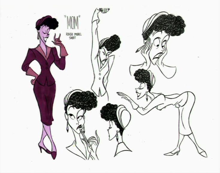 Disney Character Design Apprentice : Best fantasia images on pinterest