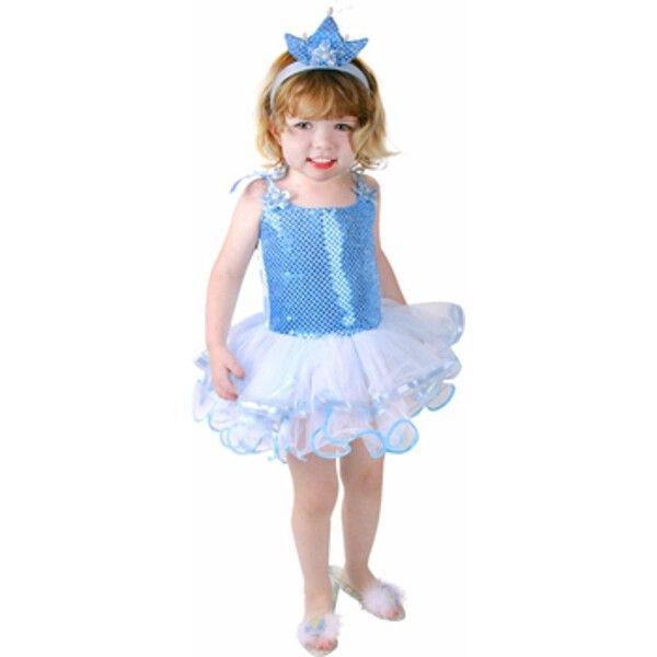 Toddler Beautiful Ballerina Costume