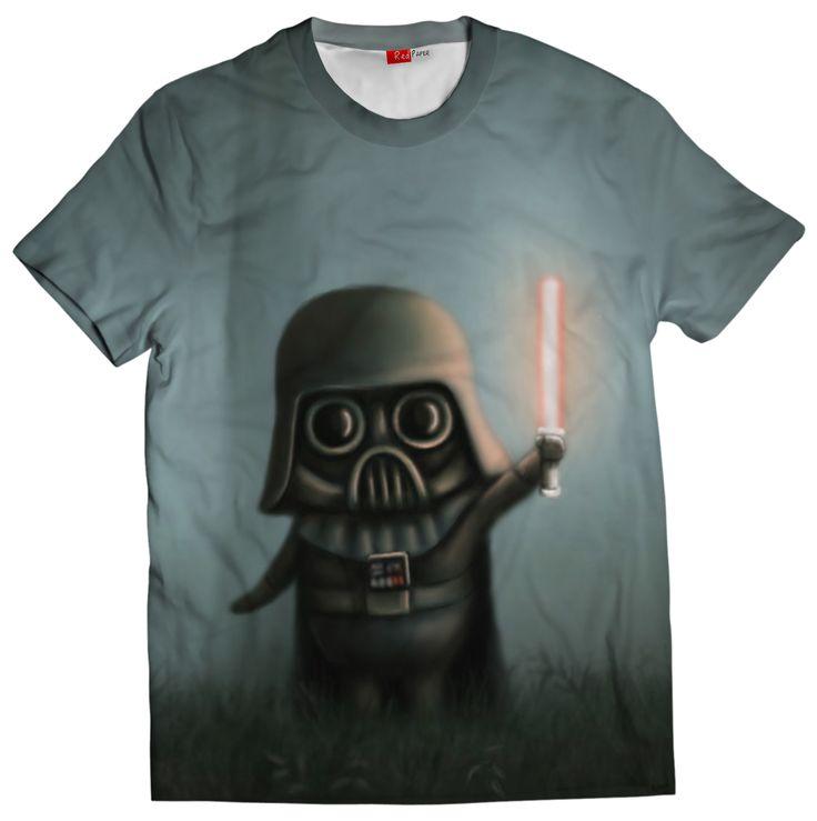 T shirt Hedgehog Darth Vader