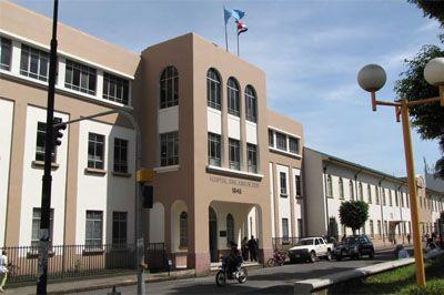 Reportan corto circuito en el San Juan de Dios; descartan incendio