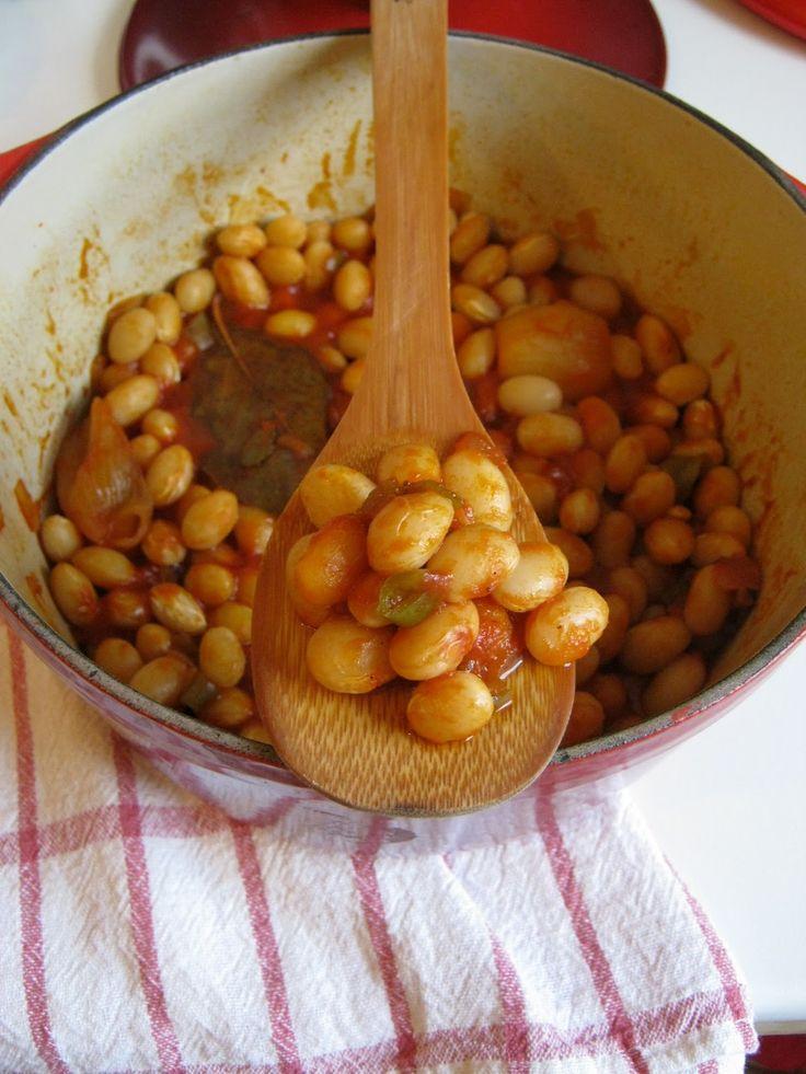 In My's kitchen: La Bretagne ça vous gagne - Cocos de Paimpol à la bretonne