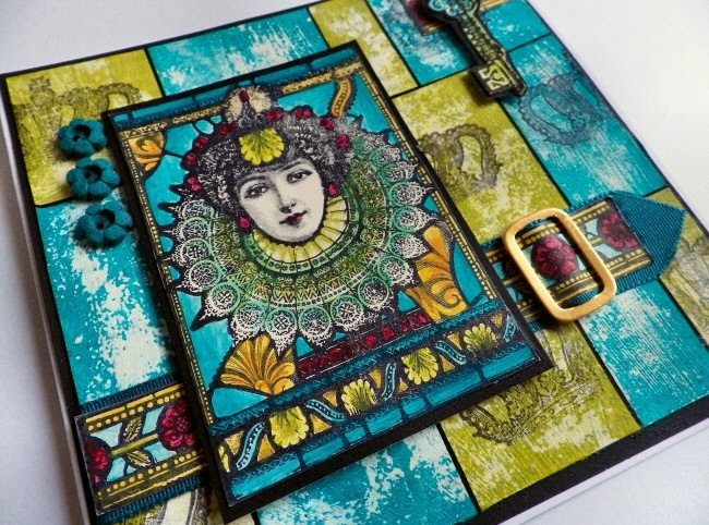 PaperArtsy: NEW {2015} PaperArtsy Products: Lynne Perrella Collection