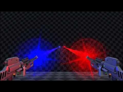 Игровой эффект - Лазерный луч (Демо)   Unity 3d - YouTube