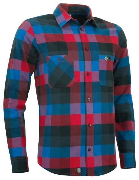 Flannel Rider Men´s Insignia