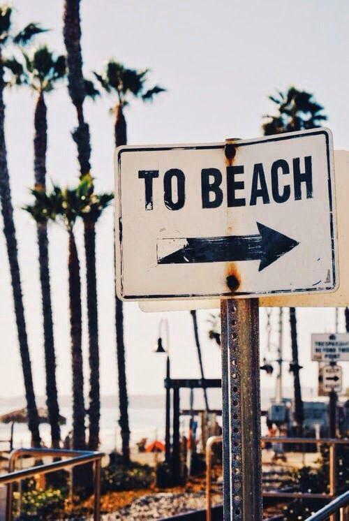 to the beach!  - Anky <3